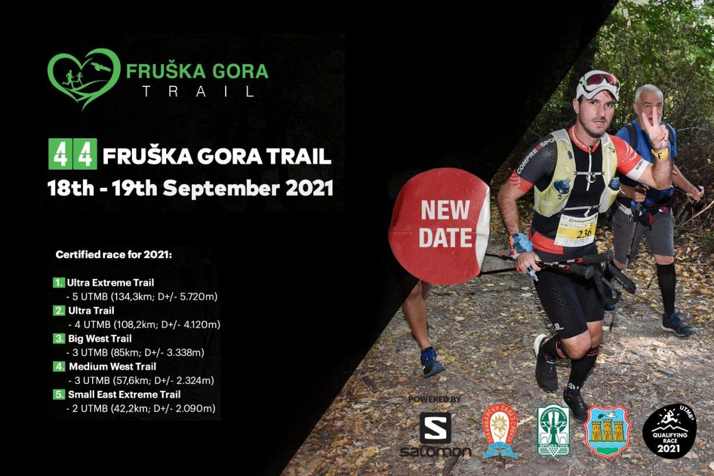 Fruska gora Trail